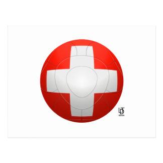 Schweizer Nati - fútbol de Suiza Tarjetas Postales