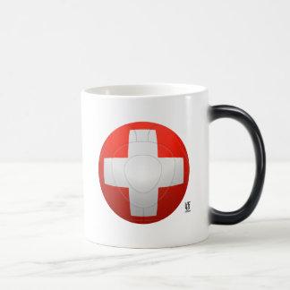Schweizer Nati - fútbol de Suiza Taza Mágica