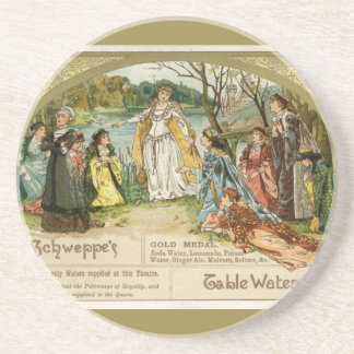 Schweppes Table Waters Coaster