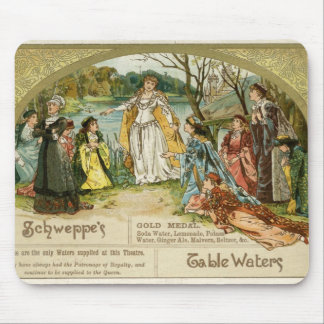 Schweppes Table Waters Mousepads