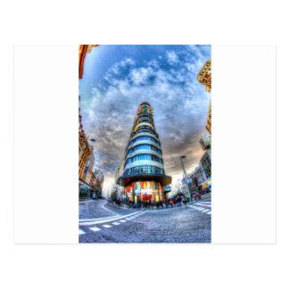 Schweppes Tower Postcard