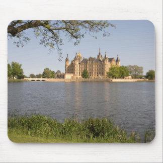 Schwerin Castle Mouse Pad