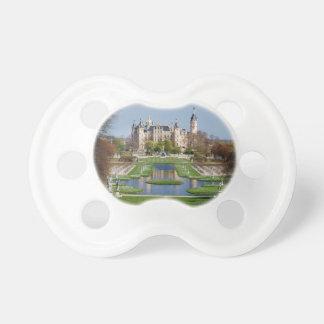 Schwerin castle baby pacifier