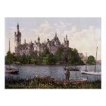 Schwerin Castle Posters