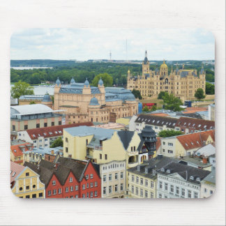 Schwerin, Germany Mouse Pad