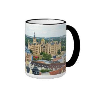 Schwerin, Germany Ringer Mug
