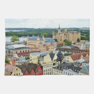 Schwerin, Germany Towel