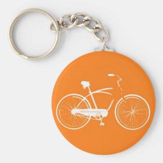 Schwinn in Orange Keychain