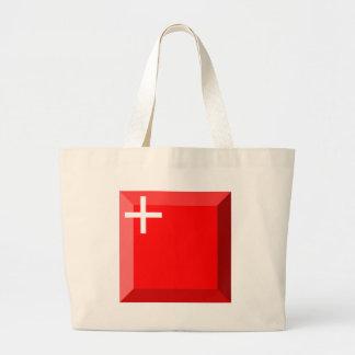 Schwyz Flag Gem Bag
