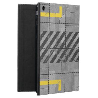 Sci-Fi 1 D/B Tile iPad Air Case Option