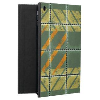 Sci-Fi 2 Tile iPad Air Case