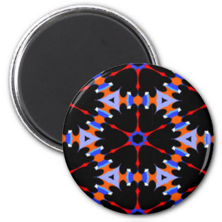 Sci-fi Abstract Magnet