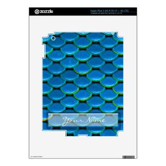 Sci-Fi Armor 1&2 iPad Skin Oprions