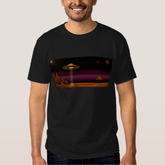Sci Fi Artwork T-shirt