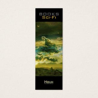 Sci-Fi Bookmark Mini Business Card