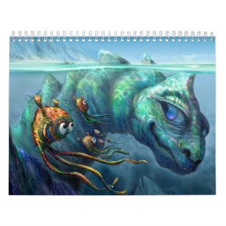 Sci-Fi / Fantasy Calendar
