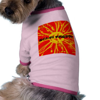 Sci-Fi Freddy Pet T Shirt