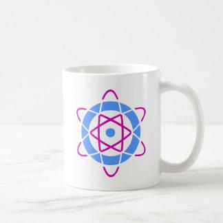 Sci Fi Geek Atom Symbol Coffee Mug