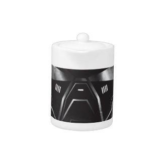 sci-fi geek concept art helmet design teapot