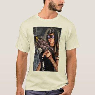 Sci-Fi Girl Shirt shirt