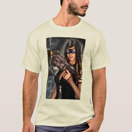 Sci-Fi Girl Shirt
