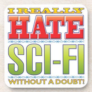 Sci-Fi Hate Coasters