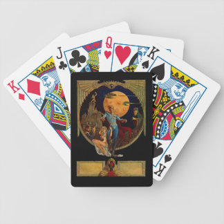 Sci-Fi Hero Playing Cards Bicycle Playing Cards