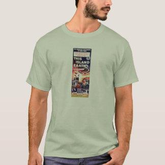 Sci-Fi Matinee- This Island Earth T-Shirt