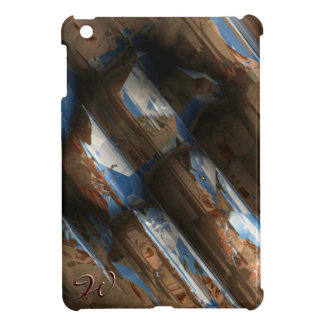 Sci-Fi Metal Art 2.5 iPad Mini Cases