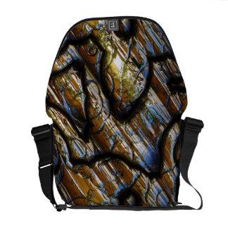 Sci-Fi Metal Art 2-9 Messenger Bag
