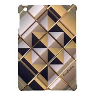 Sci-Fi Metal Patterns 6 iPad Mini Cases