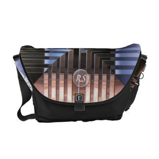 Sci-Fi MM 22 Messenger Bag