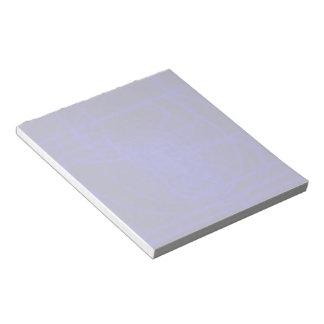 Sci-Fi Neon Circuits Notepad