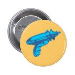 Sci-Fi Ray Gun Laser Pistol Button