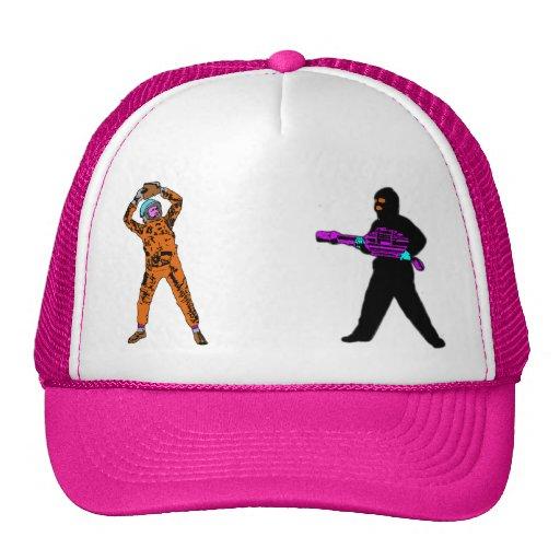 Sci Fi Riots - Truckercap Hat