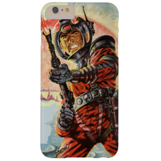 Sci-Fi Space Adventure Barely There iPhone 6 Plus Case