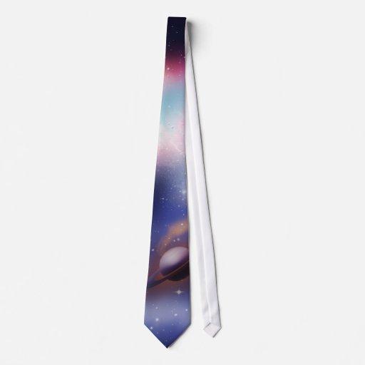 Sci fi space tie