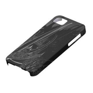 Sci-Fi Steel Fractal iPhone SE/5/5s Case