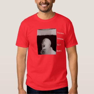 Sci-Fi T-Shirts Screaming Man