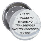 Sci Fi Transgender Button