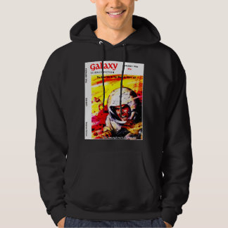 """Sci-Fi-Vintage Magazine Cover-TWO"" Hoodie"