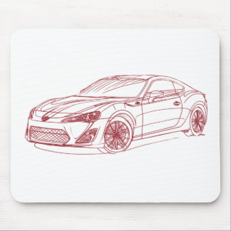 Sci FRS 2013 Mouse Pad