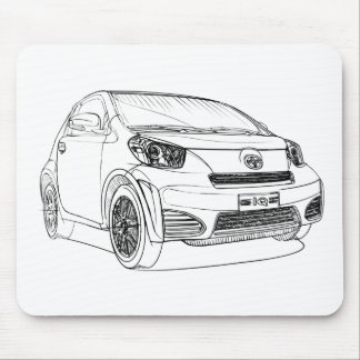 Sci iQ 2012 Mouse Pad