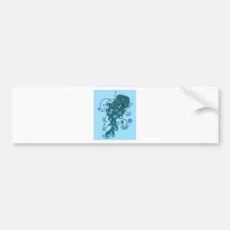 SCI - Jellyfish -String Cheese Incident - Tequilla Bumper Sticker