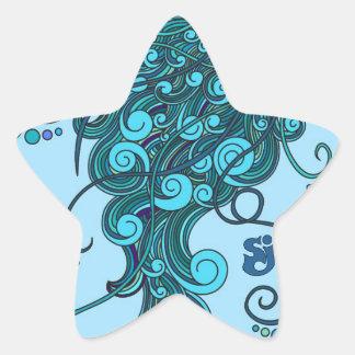 SCI - Jellyfish -String Cheese Incident - Tequilla Star Sticker