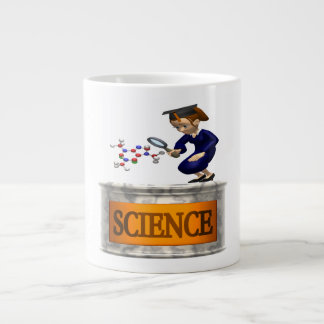 Science 2 large coffee mug