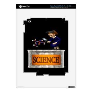 Science 2 skins for iPad 3