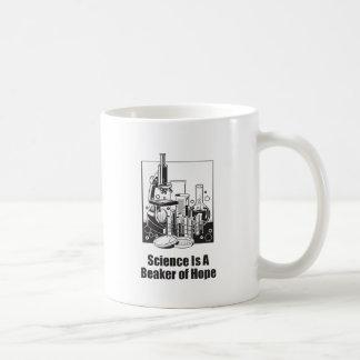 Science A Beaker of Hope Coffee Mug