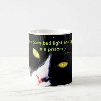 Science and Cat humor IV Coffee Mug