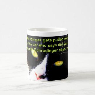 Science and Cat humor IX Coffee Mug